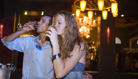 Does Alcohol Really Help People Get Along?