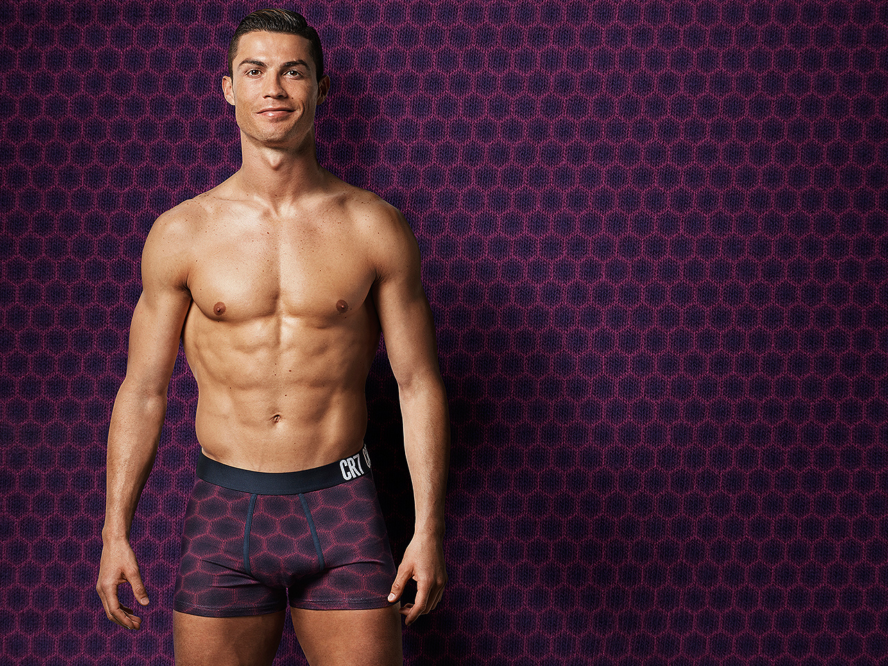 Cristiano Ronaldo Looks Ripped in New CR7 Underwear Campaign  Photos c0bceadd4a