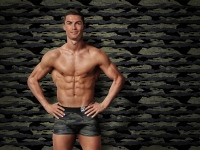 Cristiano Ronaldo Looks Ripped in New CR7 Underwear Campaign: Photos