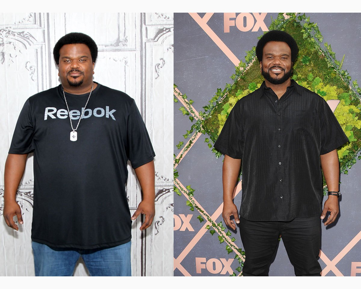 Craig Robinson S Drops 50 Pounds By Going Vegan And Quitting Alcohol