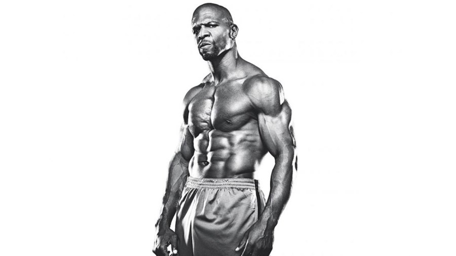 How to Build a Chest Like Terry Crews'
