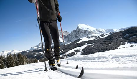 Burn More Fat with Cross-Country Skiing