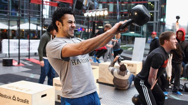 Best CrossFit workouts for weight loss