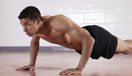 One-Off Workout: Baseline CrossFit Workout