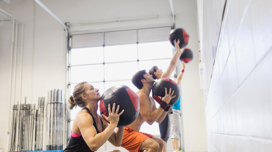 The 24-Minute CrossFit WOD