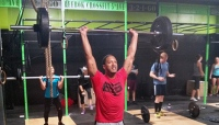 Sometimes the Best Plan Is Not Having One: MF Tackles CrossFit Open WOD 13.4