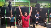 MF Tackles CrossFit Open WOD 13.4
