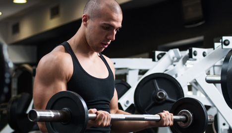 Biceps Exercise: the EZ Drag Barbell Curl Builds Arm Strength Fast [VIDEO]