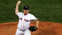 Red Sox Pitcher Curt Schilling Has Got Game