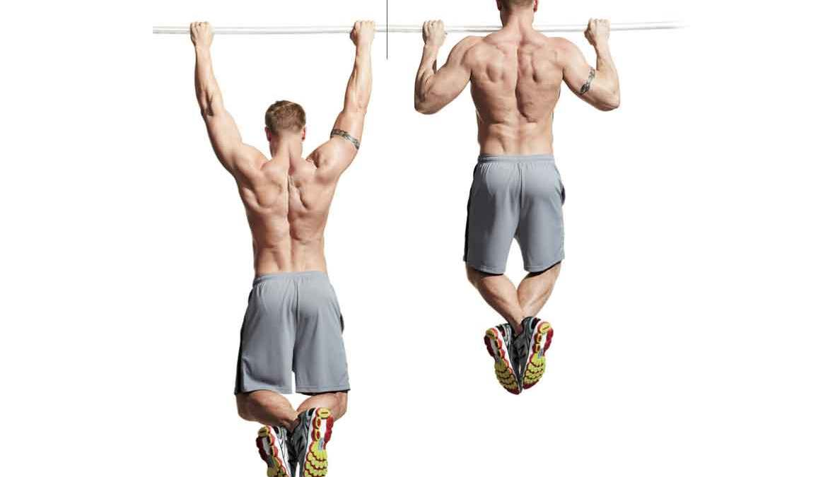 Daily Session: the Full Gym Back Workout