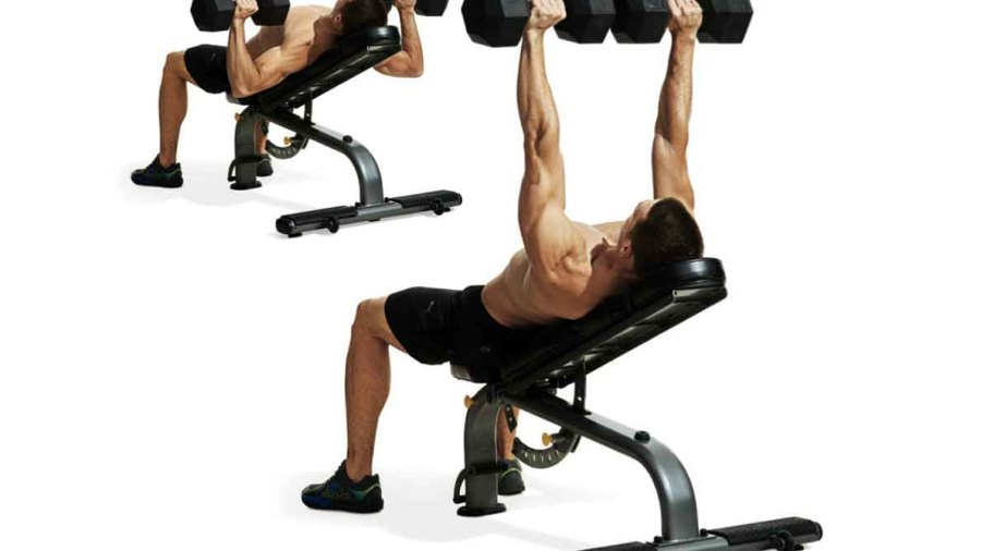 Daily Session: the No-Barbell Chest and Triceps Workout
