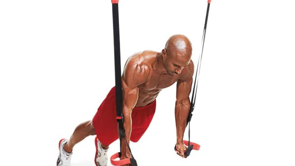 The 5-Move Full Body TRX Workout