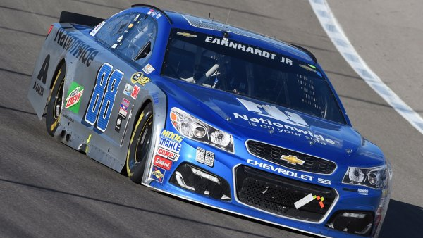 Dale Earnhardt Jr. Stalls, Gets Second Anyway