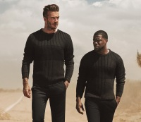 Kevin Hart and David Beckham Are Starring in H&M's New Ad Campaign, and It's Hysterical
