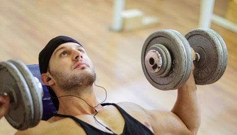 Top Workout Songs for December 2012