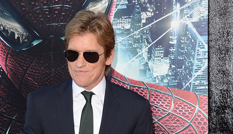 The Amazing Spider-Man's Denis Leary