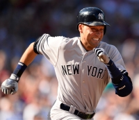Derek Jeter, Shortstop, New York Yankees