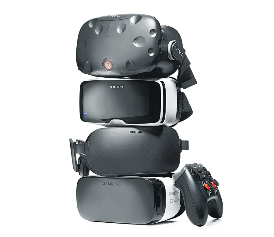 The Best Virtual Reality Headset for the Fitness Guy, Mobile Video Gamer, and More