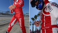 Riding With IndyCar Champs