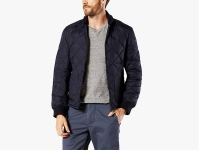 Men's Down Quilted Jacket by Dockers