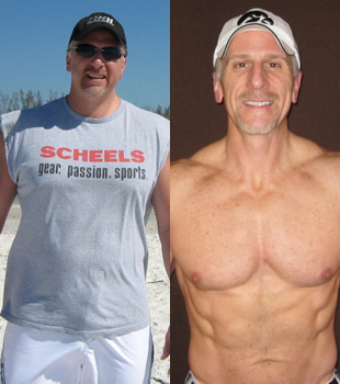 Success Story: From 31% to 8% Body Fat in One Year