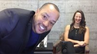 Facebook Live: Donald Faison with 'Men's Fitness' editor Brittany Smith