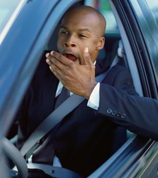 """A Quarter of Americans Admit to """"Drowsy Driving"""""""