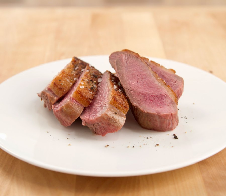 Duck meat (skinless)