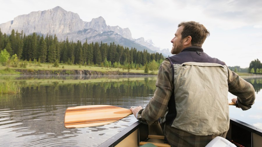 Is Canoeing a Good Full-Body Workout—Or Is It Wimpy?