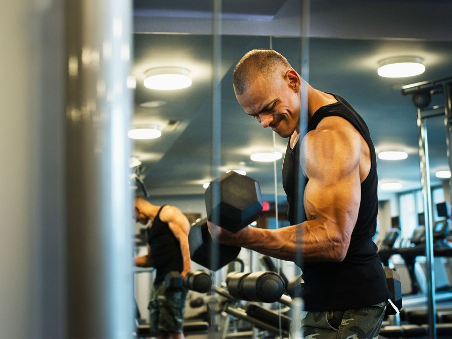 Dumbbell Arm Curl