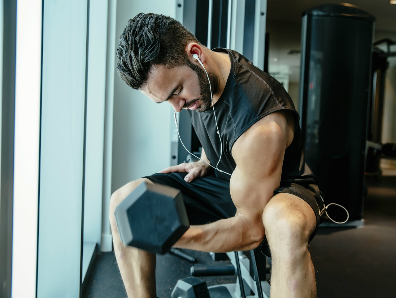 10 Best Tips on How to Build Muscle   Men's Journal