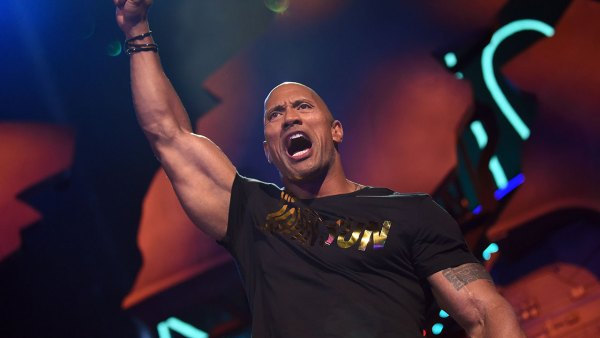 Why you shouldn't punch The Rock