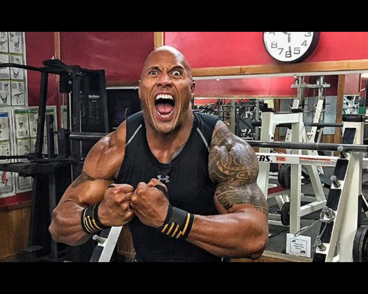 11 Times Dwayne The Rock Johnson Utterly Dominated