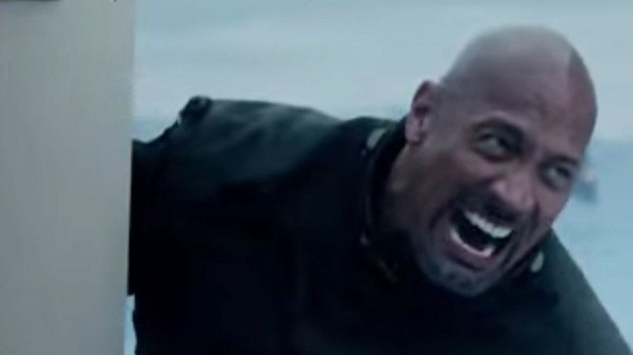 Watch: the Rock Stops a Torpedo With His Bare Hands in Absolutely Insane 'Fast 8' Trailer