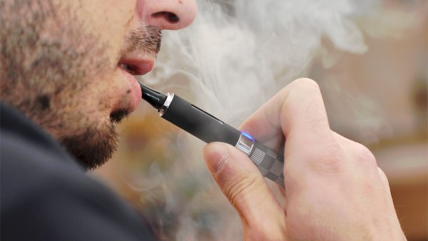 Youth vaping a 'public health crisis'?