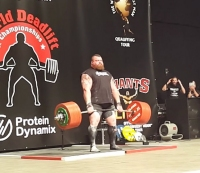 Photo credit: Official Strongman Youtube