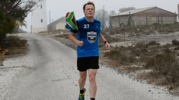 27 Marathons in 27 Days