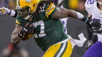 Packers Running Back Eddie Lacy Looks a Whole Lot Slimmer These Days