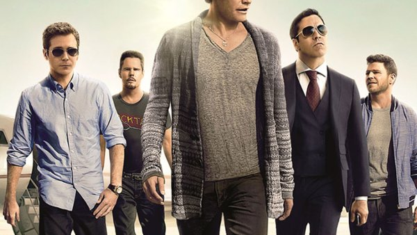 The Entourage Movie Cast Is Ready to Get 'Raw'