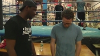 Foul-Mouthed Boxer Whips Wimps Into Shape