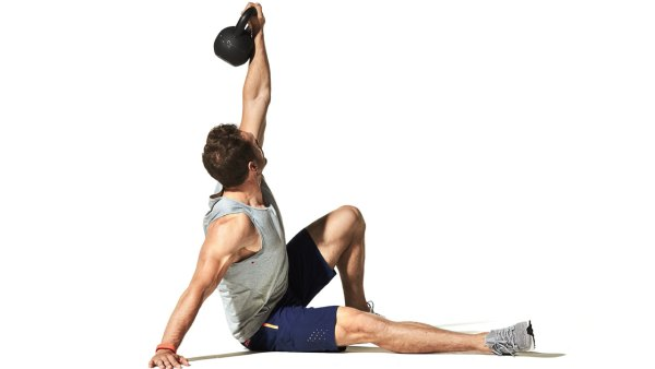 Turkish GetUp Kettlebell
