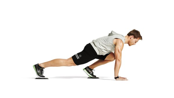 12 Full-body Exercises That Use Sliders