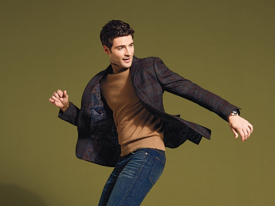 Insanely Stylish Men's Fashion Trends for Fall: Photos