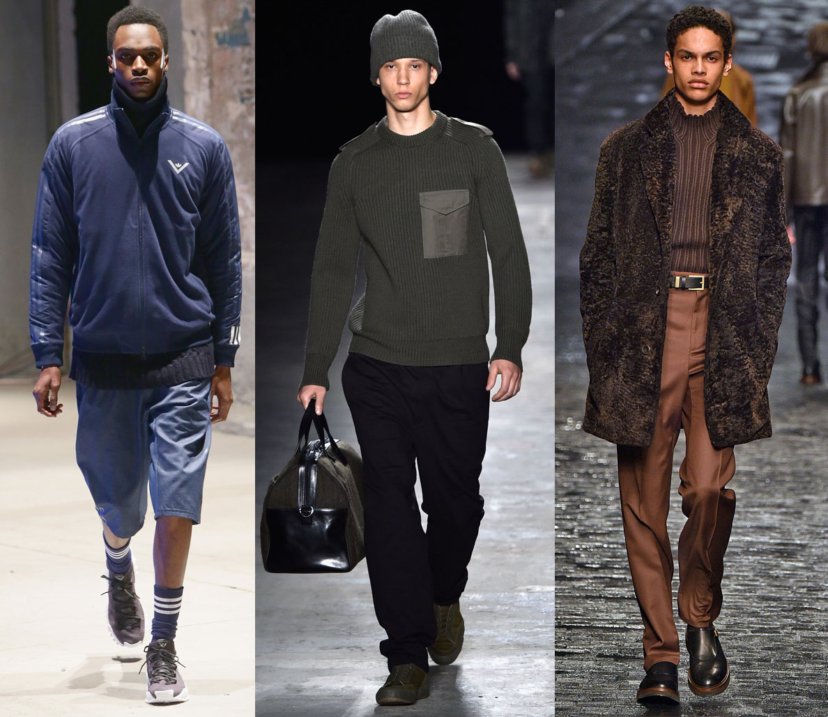 Fashion Fall men pictures
