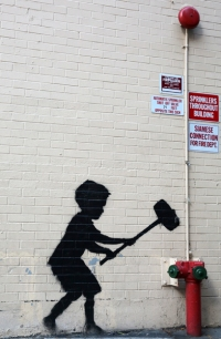 America Resolves to Embrace Banksy