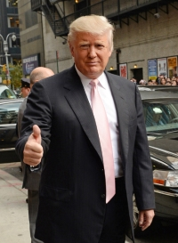 The Donald Resolves To Just Go Dignifiedly Bald