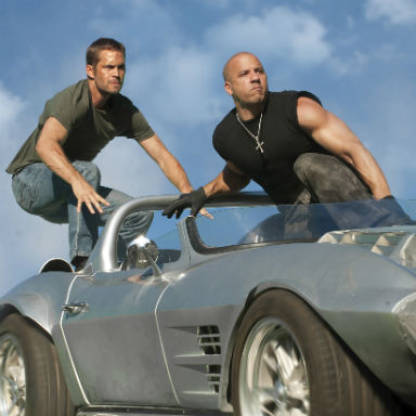 Your Fast and Furious Guide to the Fast and Furious Franchise