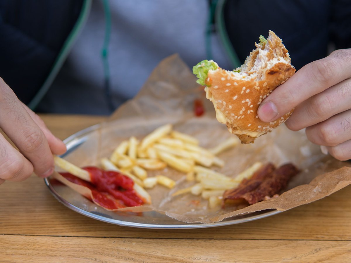 12 reasons you can't stop eating