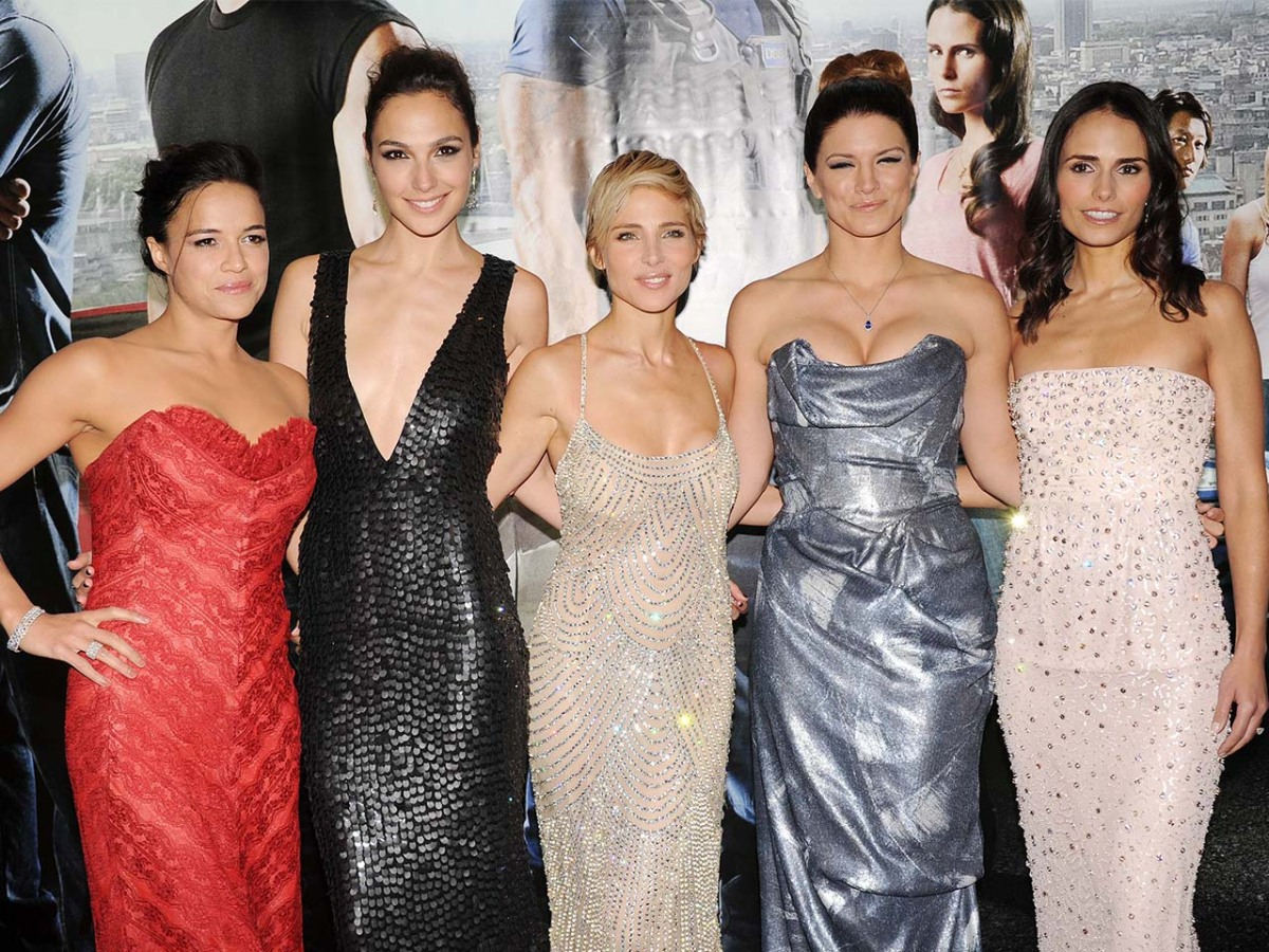 c28c2d2ef5e The 7 Most Gorgeous Women of the 'Fast & Furious' Franchise