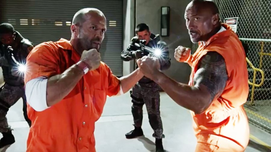 New 'Fate of the Furious' Trailer Teases the Rock Vs Vin Diesel Fight You Always Wanted